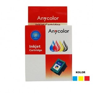 Tusz Lexmark 1 (kolor) 18C0781 zamiennik ANYCOLOR [21 ml]